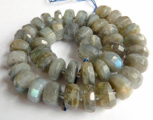 Champagne Quartz Faceted Heishi Beads Tyre Shape 100 Percent Natural Gemstone Size 8x4 mm Approx.